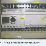 Điều khiển lôgic lập trình như là môđun điều khiển nhỏ (môđun lôgic)