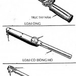 Chìa vặn đo lực xoắn