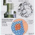 Cấu trúc bên trong của kim loại