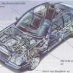 Các đơn vị chức năng của một ô tô