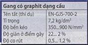 Gang cầu (EN-GJS)