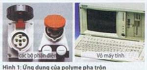 Polyme pha trộn