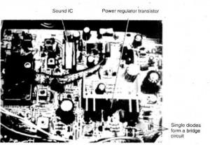 Cách nhận biết các mạch chỉnh lưu cầu