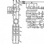 Sơ đồ điều khiển động cơ dây quấn quay hai chiều có thêm điện trở mở máy vào mạch rôto