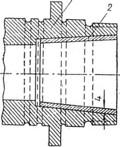 Phương pháp sửa, lắp ráp ngõng trục, ổ trục