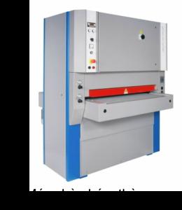 Máy chà nhám và một số máy CNC trong chế biến gỗ