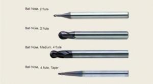 Các loại dao phay  CNC