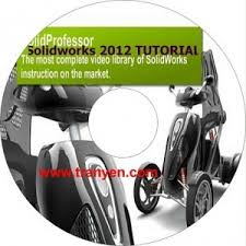SOLIDPROFESSOR – SOLIDWORKS COURSES (FULL 2012) ELEARNING