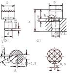 Định vị chi tiết khi chuẩn định vị là mặt phẳng
