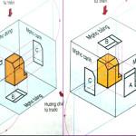 Vẽ Kỹ Thuật_Bài 15: Hình chiếu của các khối hình học