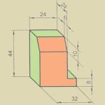 Vẽ Kỹ Thuật_Bài 18: Các quy ước vẽ hình chiếu