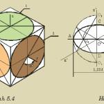 Vẽ Kỹ Thuật_Bài 11: Sử dụng phép chiếu xuyên tâm khi dựng hình
