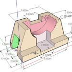 Vẽ Kỹ Thuật_Bài 42: Ghi kích thước và đánh số bản vẽ lắp