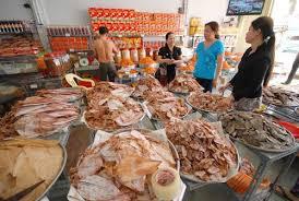Sấy nông sản_Bài 6: Sản xuất hải sản khô