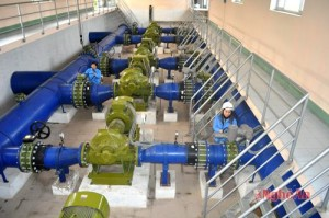 Máy bơm_Bài 11: Nhà máy của trạm bơm