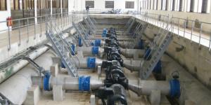 Máy bơm_Bài 12: Công trình lấy nước và tháo nước của trạm bơm
