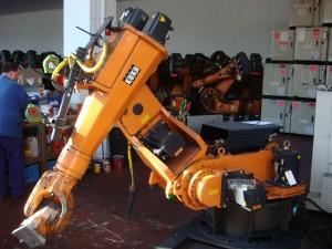 Cánh tay robot_Bài 2: Bài toán thuận của động học tay máy