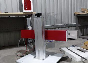 Thiết kế và chế tạo máy cắt khắc laser siêu tốc cho vật liệu phi kim – Việt Machine